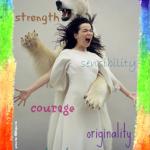 """Progetto """"carte di donne d'ispirazione"""": uno strumento creativo per una vita ispirata"""