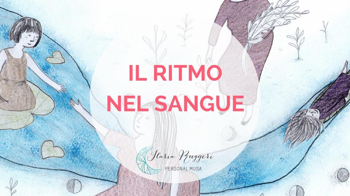 IL RITMO NEL SANGUE - © Ilaria Ruggeri