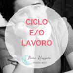 CICLO E/O LAVORO