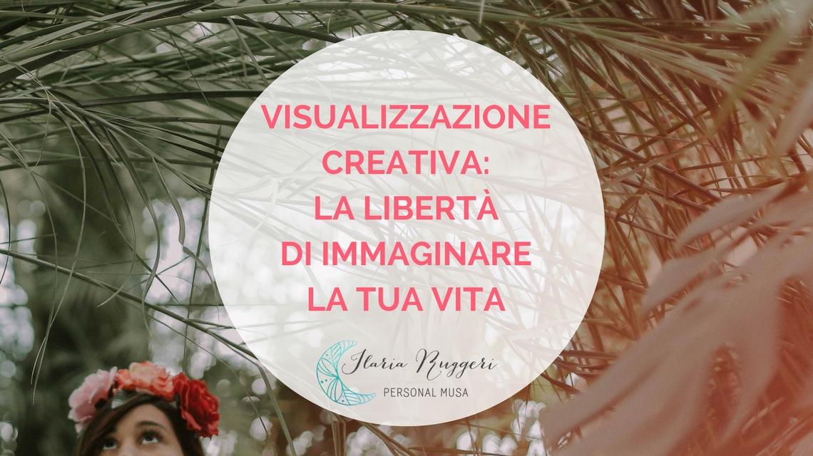 Visualizzazione creativa la libert di immaginare la tua for Sinonimo di immaginare