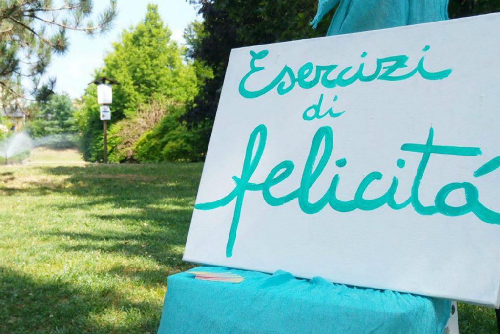 esercizi di felicità al parco - © Ilaria Ruggeri
