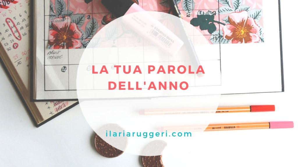 LA-TUA-PAROLA-DELL'ANNO-©-Ilaria-Ruggeri