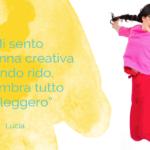 LUCIA E L'IMPORTANZA DI GIOCARE