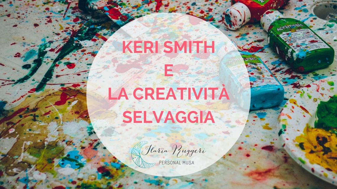 Keri Smith e la creatività selvaggia - © Ilaria Ruggeri