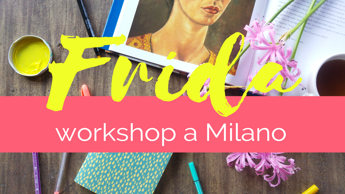 FRIDA workshop a Milano © Ilaria Ruggeri