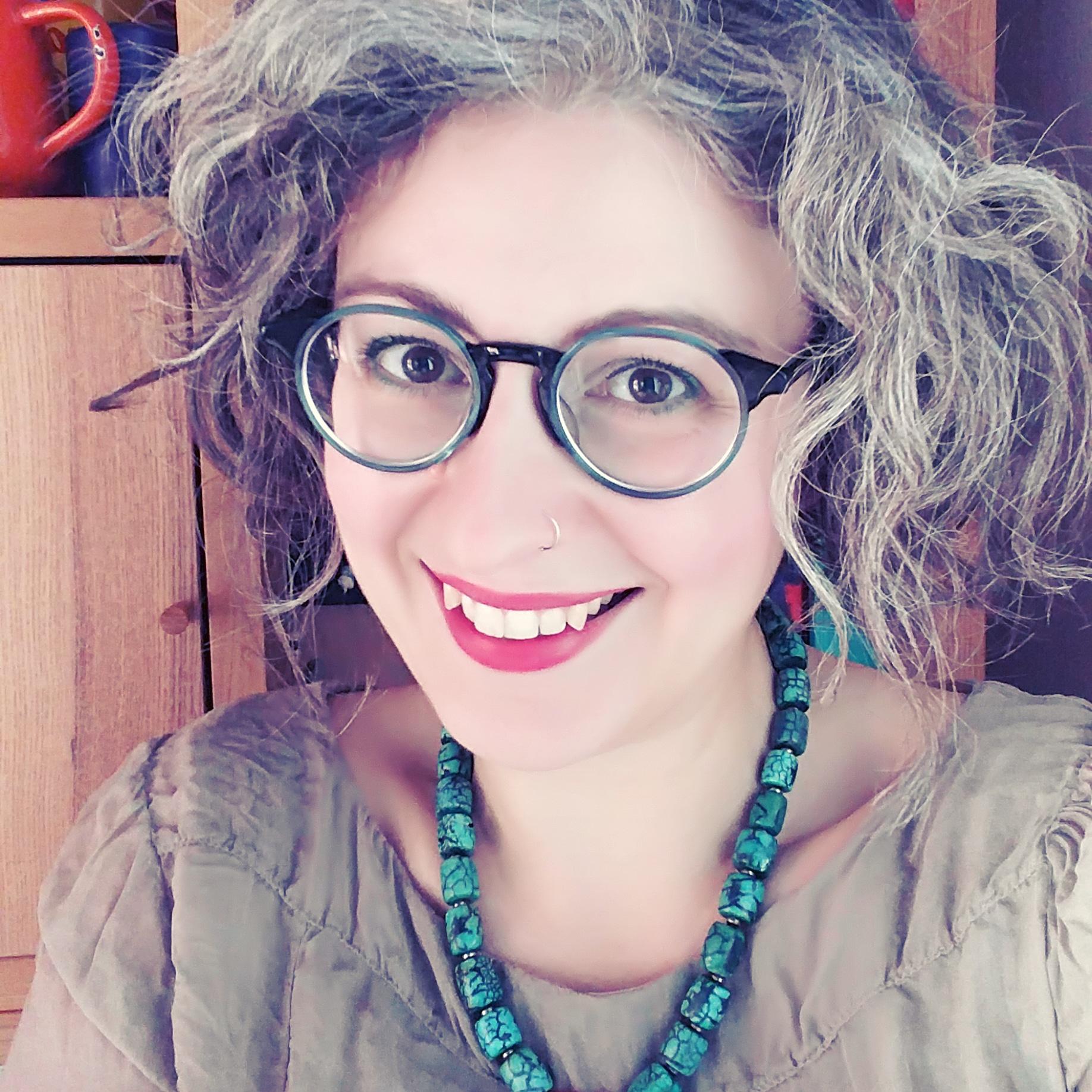 chi sono - Ilaria Ruggeri personal Musa