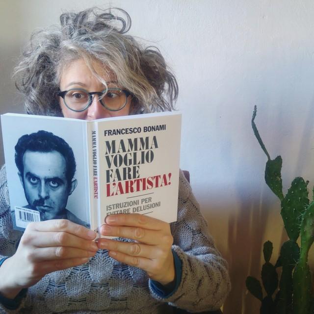 MAMMA VOGLIO FARE L'ARTISTA di Francesco Bonami - Ilaria Ruggeri