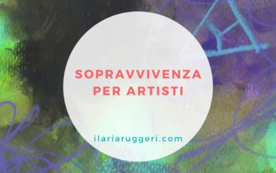 SOPRAVVIVENZA PER ARTISTI